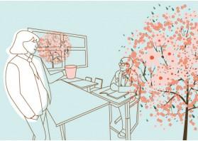 이 순간 봄-교실