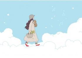 구름 산책