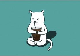 커피좋다냥