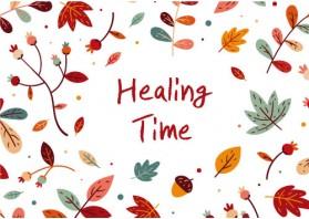 [기성품] [Healing Time] [500EA] [10/13oz]